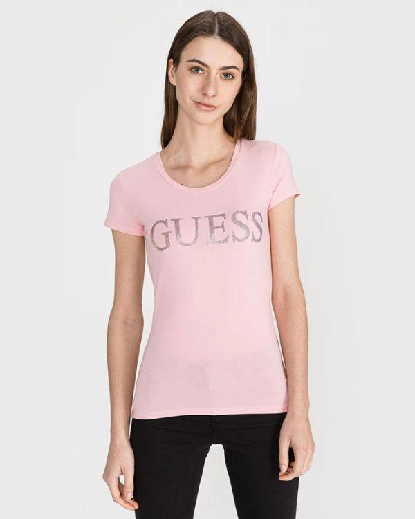 Guess ženska majica pantera