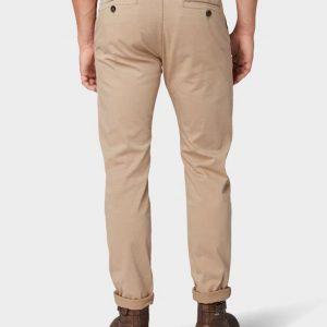 Tom Tailor muške pantalone krem boje